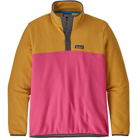 Patagonia Micro D Snap-T Pullover Herre ultra pink